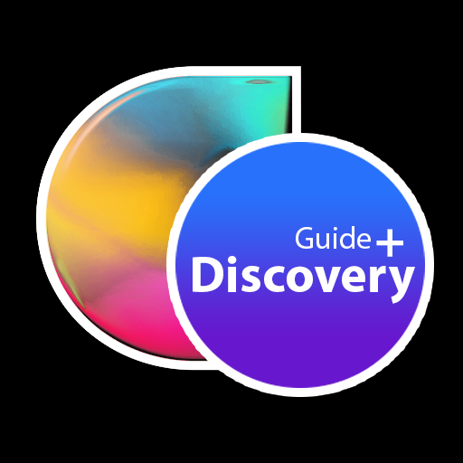 discovery plus - Stream TV Shows Guide icon