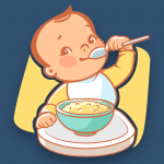 Baby Led Weaning: Meal Planner & Nutrients Tracker icon