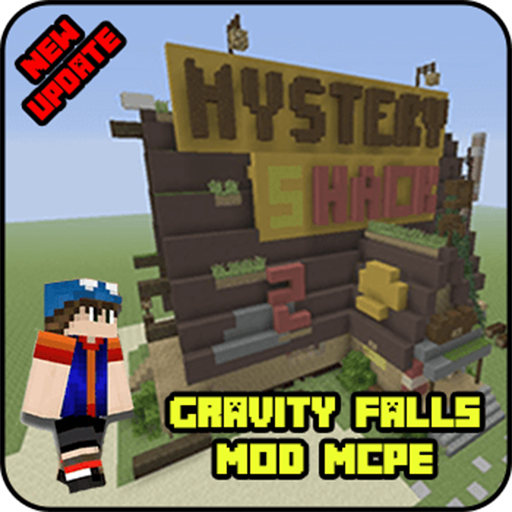 Gravity Falls Mod for MCPE icon