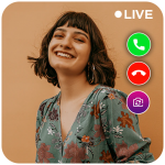 Naughty India video chat & live call icon