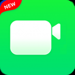 New Face Time Video call & voice Call Guide icon