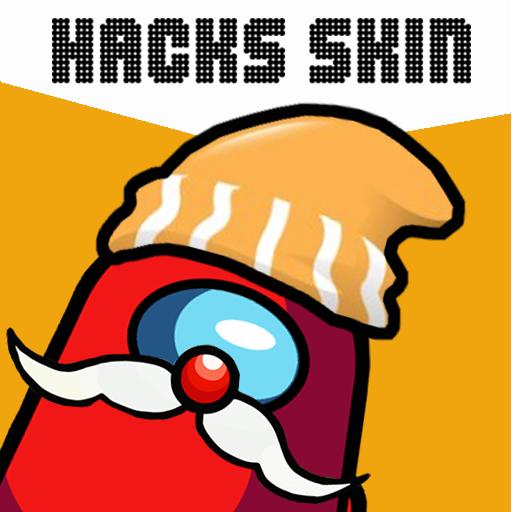 Hacks Skin Among Us Maker icon