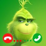 Talk To Grinchs - Grinch Calling video simulator icon