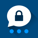 Threema Work. Secure Enterprise Messaging icon