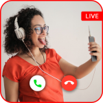 Live Now - Live Video Call Free With People icon