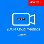 Zoom Cloud Meeting 2021: Free Zoom Video Tips icon