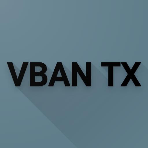 VBAN TX icon