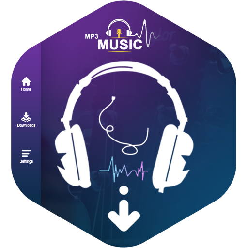 Free Music Downloader : Mp3 Music download icon