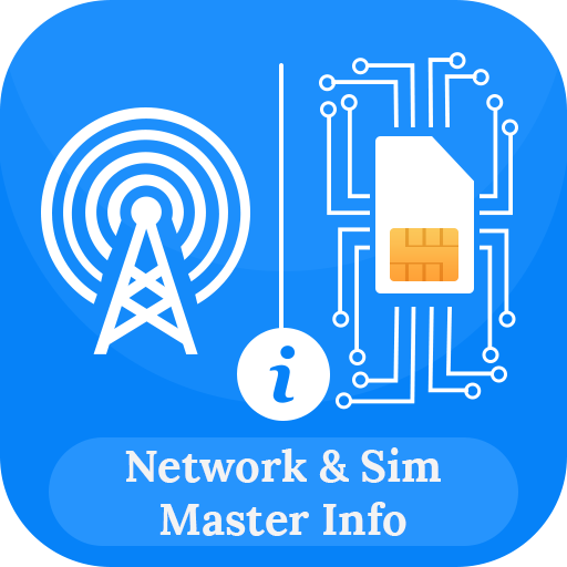Master Network Info & Sim Query Tools icon