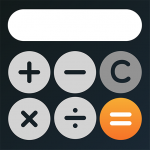 myCalc - Calculator for Free icon