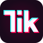 Tik Launcher 2020 - Free Launcher & Wallpaper HD icon