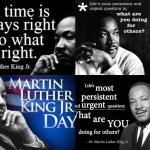 Martin Luther King Jr Day: Greetings, SMS Quotes icon