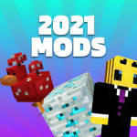 2021 Mods for Minecraft icon