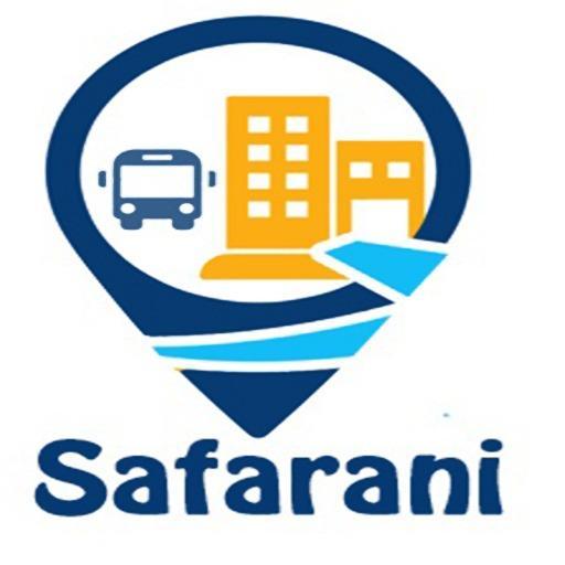 Safarani - Bus & Hotel Booking icon