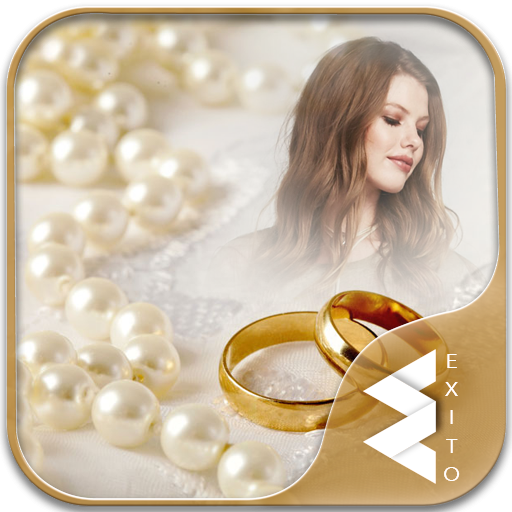 Pearls Photo Frames icon