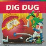 Jogo Atari Dig Dug icon