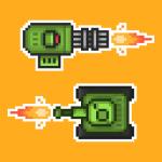 Random Guns: Merge Tower Defense icon