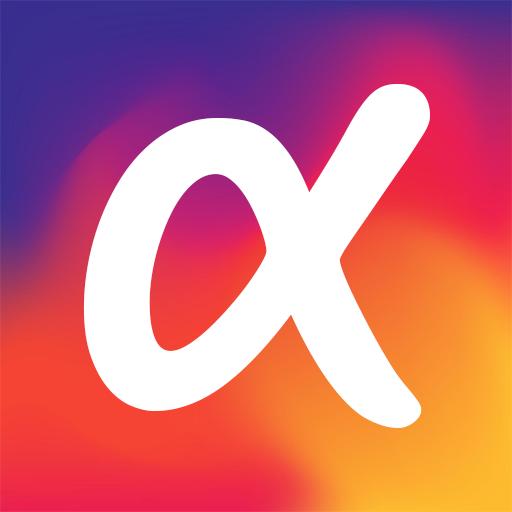 Alpha Network: Mobile Digital Asset icon