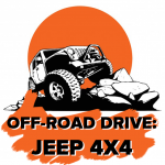 Off-road Drive: Jeep 4x4 icon