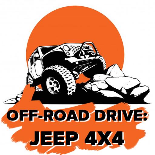 Off-road Drive: Jeep 4x4 icon