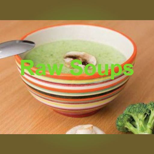 Simple Raw soups icon