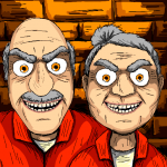 Grandpa and Granny 3: Death Hospital. Horror Game Mod Apk Unlimited Android