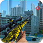 Modern Sniper Shot 3D : Real US Commando Mission Mod Apk Unlimited Android