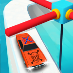 Mini Car Racing : Fun Car Extreme Stunts icon