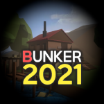 Bunker 2021 - Story Horror Game icon