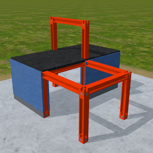 Girder and Panel Building Kit icon