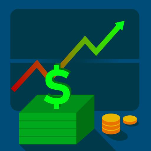 Investment Run icon