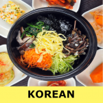 Korean recipes for free app offline with photo icon