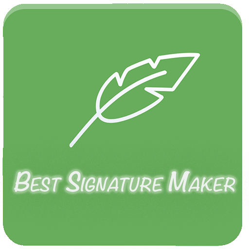 Best Signature Maker Template icon