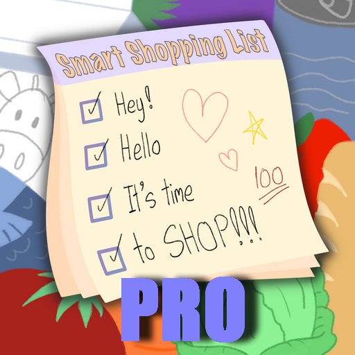 Barcode Shopping List Pro icon