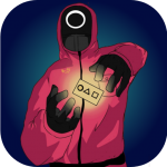 Squider Game: Red light icon