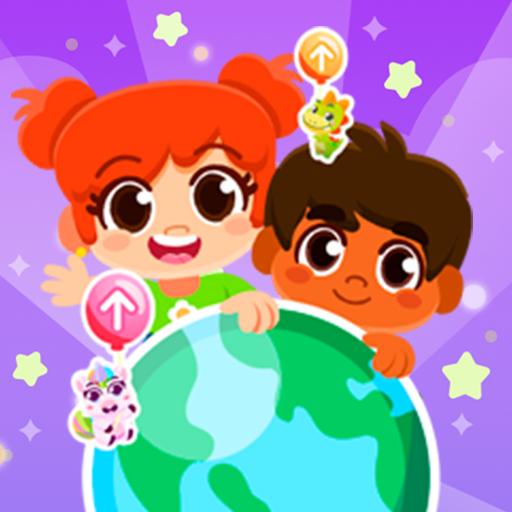 Minibuu World - Games for Kids icon