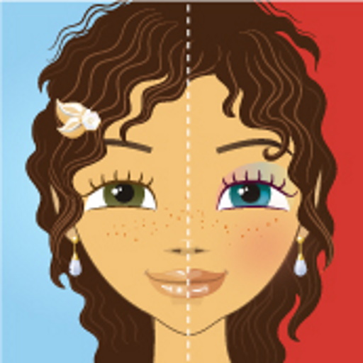 Makeup Dolls – Fashion Doll Games for Girls Free icon