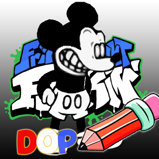 FNF Suicide Mouse Mod: Draw One Part icon