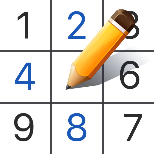 Sudoku Friends - Classic Brain & Number Games icon