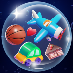 Match 3D Crystal:Triple Match 3D & Master Puzzle icon